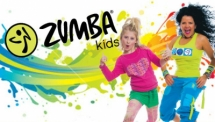 Zumba kids parents - enfants